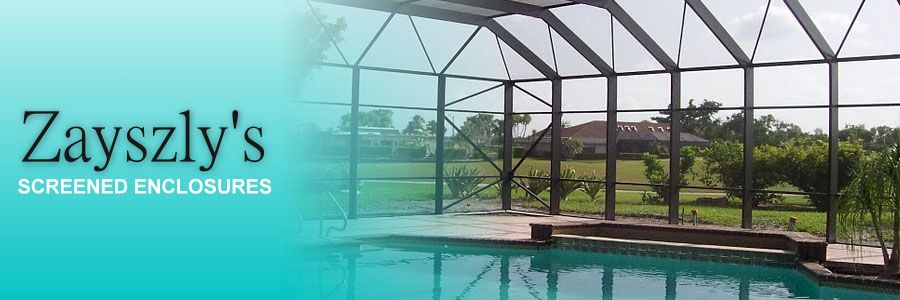 Zayszly Screen Enclosures Pensacola Screen Enclosures Pool Screen Enclosure Pool Screen Repair